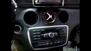 HOW TO DISASSEMBLE MERCEDES BENZ NEW A CLASS, B CLASS, CLAS CLASS by NAVITECH KOREA 02
