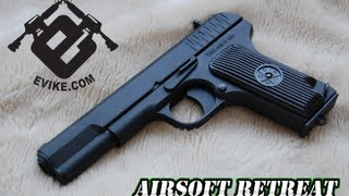 getlinkyoutube.com-SRC Tokarev TT-33 GBB Airsoft Pistol Overview (SR-33)