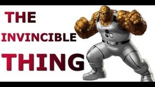 getlinkyoutube.com-Marvel Avengers Alliance PVP: Thing is Invincible in PVP