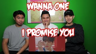 WANNA ONE - I PROMISE YOU MV REACTION (FUNNY FANBOYS)
