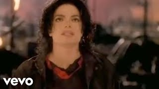 getlinkyoutube.com-Michael Jackson - Earth Song (Official Video)