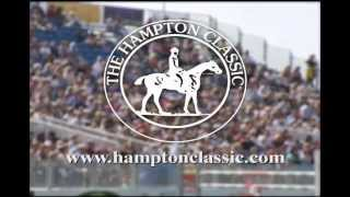 Meet Business People at the 2013 Hamptons Classic Horse Show