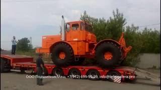 getlinkyoutube.com-ТРАКТОР УЛТЗ-700, дв. ЯМЗ-238- 300 л.с.
