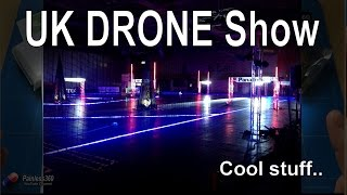 getlinkyoutube.com-UK Drone Show: Some cool things we found