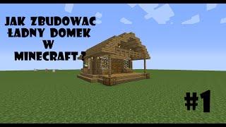 getlinkyoutube.com-Jak zbudować ładny domek w minecraft ? #1