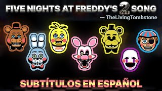 getlinkyoutube.com-Five Nights at Freddy's 2 - It's Been So Long [Sub. Español]