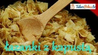getlinkyoutube.com-Łazanki z kapustą - TalerzPokus.tv