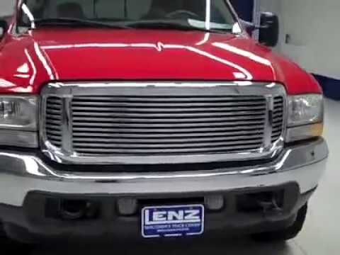 2002 Ford F-250 Super Duty CREW-SHORT-LARIAT-7.3L DIESEL-4WD
