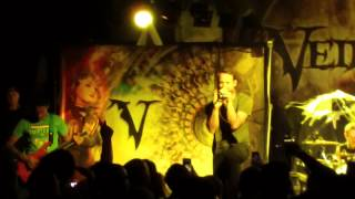 getlinkyoutube.com-Veil Of Maya Live, Summer Slaughter 2015 Starland Ballroom