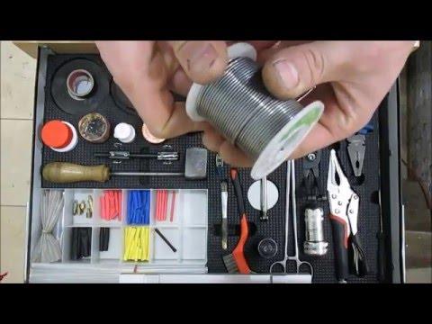 Расположение предохранителя магнитолы в Lexus RX300