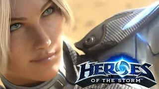 getlinkyoutube.com-#1 Nova (Rank 18) - Gameplay Commentary - Heroes of the Storm