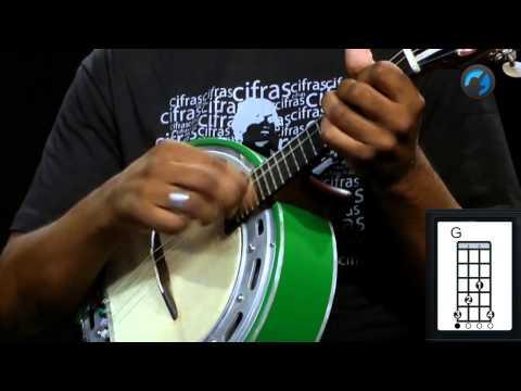 Dicas de Banjo - Repicadas (aula de banjo)