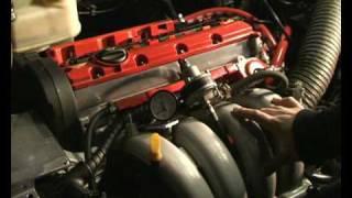 getlinkyoutube.com-Premier demarrage 205 s16 moteur prépa