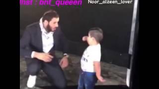 getlinkyoutube.com-جديد نور الزين والطفل حسوني كاملة / اغنية هذا الوافيته