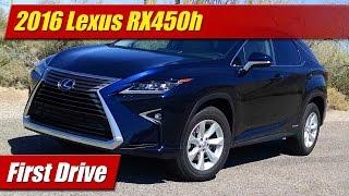 getlinkyoutube.com-2016 Lexus RX450h: First Drive