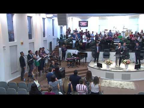 Ministério de Louvor Restauração - Jesus em tua presença - 11 02 2018