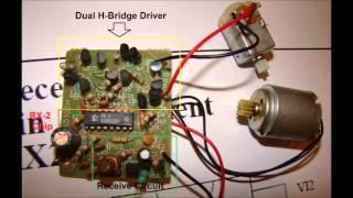 getlinkyoutube.com-circuits of rc control car and remote