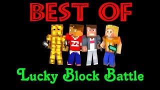 getlinkyoutube.com-Best of Lucky Block Battle mit Dner, Izzi, Kev und Sturmwaffel