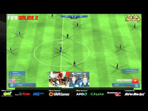 One Asia Cup 2012 - Day 3 : FIFA Online 2 - Kushiroo (MY) vs KingThaiBao (VN)