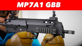 getlinkyoutube.com-東京マルイ MP7A1 ガスブローバック 実射 レビュー#86