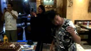 getlinkyoutube.com-شرموطات مغربيات في مطعم ومقهى براشوت في ابوظبي