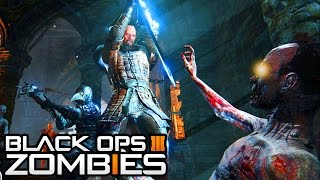 getlinkyoutube.com-Black Ops 3 Zombies - DLC 1 Castle Map CONFIRMED! DER EISENDRACHE! (Black Ops 3 Zombies Gameplay)