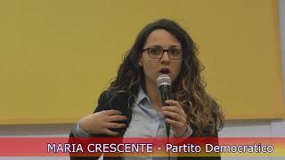 Dimissioni consiglieri MARIA CRESCENTE - Partito Democratico