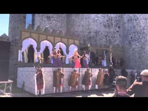 Bailarinas de Herodes 2014| Pasion de Castro Urdiales| DanceDay