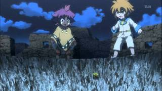 getlinkyoutube.com-Metal Fight Beyblade 4D Episode 132 - Nemesis' Beat (FULL)