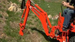 getlinkyoutube.com-Kubota BX25 Demonstration at Ahearn Equipment in Massachusetts