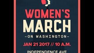 getlinkyoutube.com-Women's March on Washington