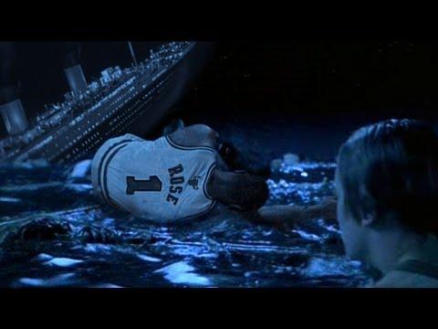Leonardo DiCaprio Calls Derrick Rose Torn ACL Knee Injury Stupid [Titanic]