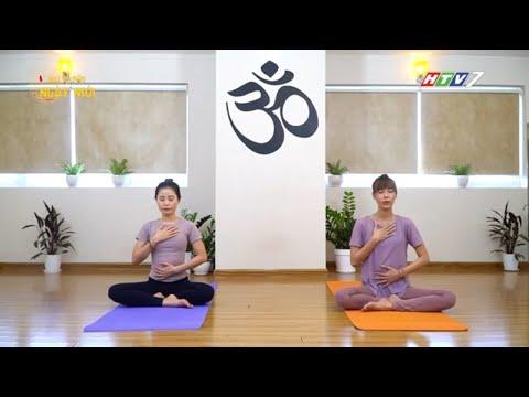 Bài yoga hỗ trợ hệ tiêu hóa