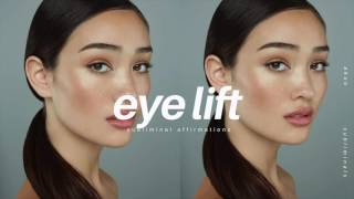 ☯ GET YOUNGER LOOKING EYES IN 10 MINUTES SUBLIMINAL - Natural Eye Lift