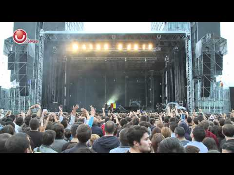 Linkin Park in Bucharest, Romania - Utv 2012
