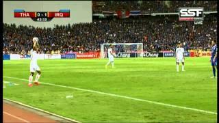 getlinkyoutube.com-Full Match ทีมชาติไทย 2-2 ทีมชาติอิรัก ฟุตบอลโลก 2018 รอบคัดเลือก โซนเอเชีย กลุ่ม F