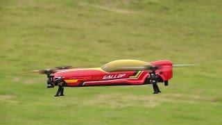 getlinkyoutube.com-WLtoys V383 500 Electric 3D 2.4G 6CH RC Quadcopter or Stingray 500