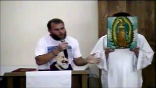 getlinkyoutube.com-Sentido e Significado -  Imagem da Virgem de Guadalupe