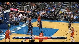 getlinkyoutube.com-The Best of Russell Westbrook's Six Straight Triple Doubles! | 12.05.16