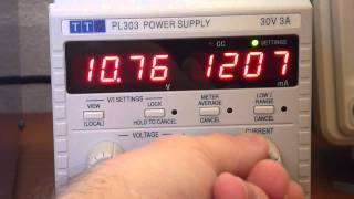 getlinkyoutube.com-Variable bench power supply review / buyers guide / tutorial  - Thurlby Thandar PL303