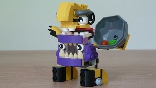 getlinkyoutube.com-LEGO MIXELS FORX VAKA WAKA MIX Instructions Lego 41546 Lego 41553 Mixels Series 6