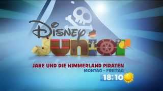 getlinkyoutube.com-Disney Junior HD Germany - New Continuity - September 2014 [King Of TV Sat]