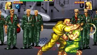 Art Of Fighting John