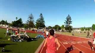 getlinkyoutube.com-Sub 5 minute mile with the GoPro! -Vojta Ripa