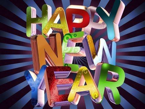 2014 Happy New Year 祝福大家~新年快樂!