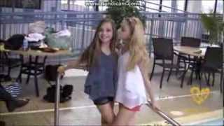 Sally Miller Photo shoot with Chloe Lukasiak and Maddie Ziegler