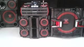 getlinkyoutube.com-Nuevo LG X-BOOM PRO CM9940 -  (Probando Sonido y Efectos Dj)
