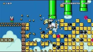 getlinkyoutube.com-【スーパーマリオメーカー】バグ技.裏技集-Super Mario Maker Glitches and Tricks