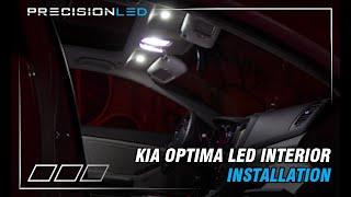 Kia Optima LED How to Install - 2011 +