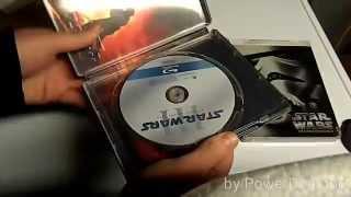 getlinkyoutube.com-Star Wars Blu Ray Steelbook Unboxing